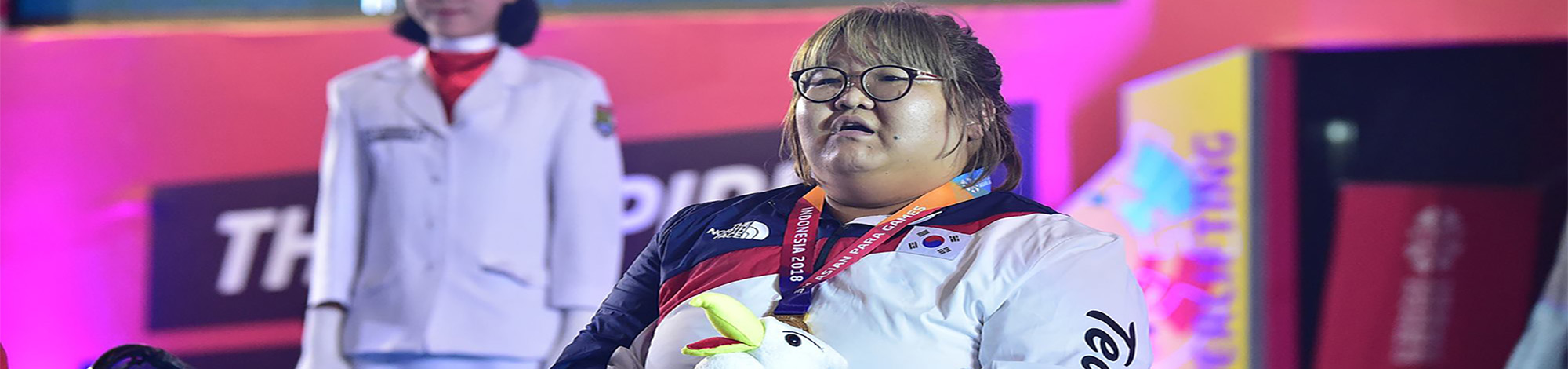 Korea Powerlifting Federation for the Disabled